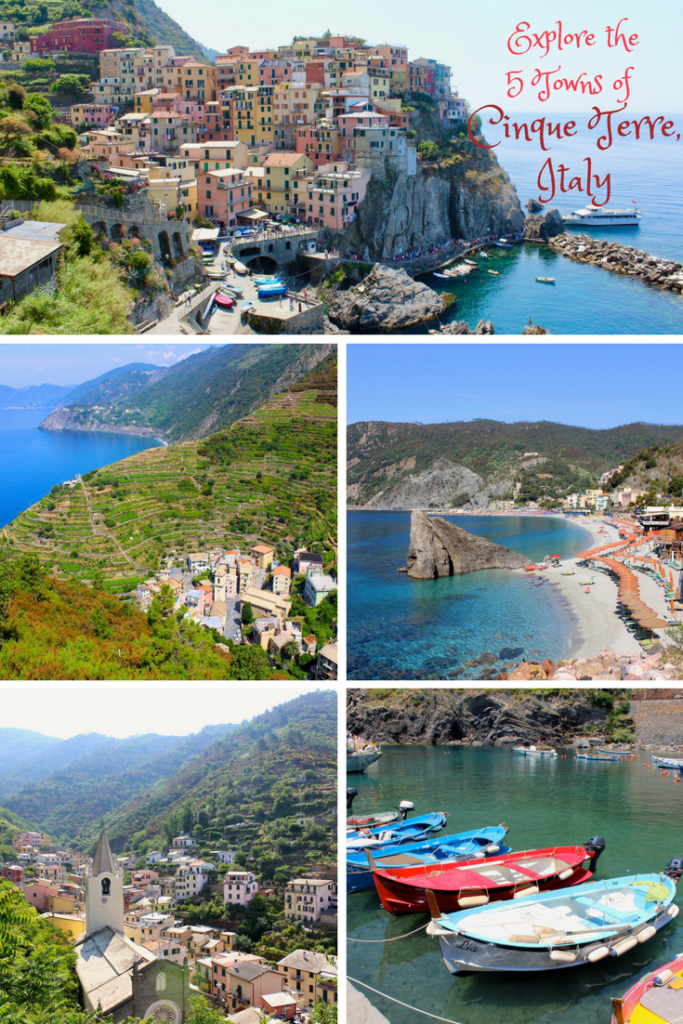 Travel the Italian Riviera