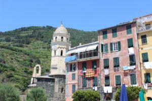Vernazza, Italian Riviera, Italy