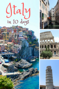 Italy in 10 Days