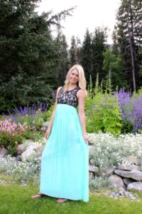 Maternity Dress Motherhood Canada Banff Harper's Hats Love