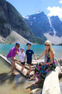 Lake Moraine family