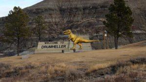 Travel to the Canadian Dinosaur Badlands