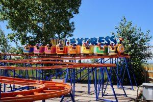 Calaway Amusement Park Calgary