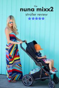 The best stroller I've owed: The Nuna Stroller Review