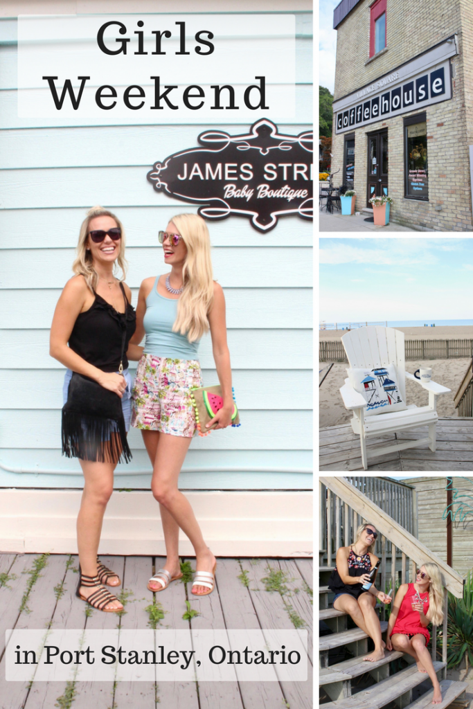 Girls Weekend Getaway to Port Stanley Beach - Travel ideas - Canada