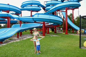 East Park Family Fun - Travel - water slides - gokarts- London, Ontario, Canada