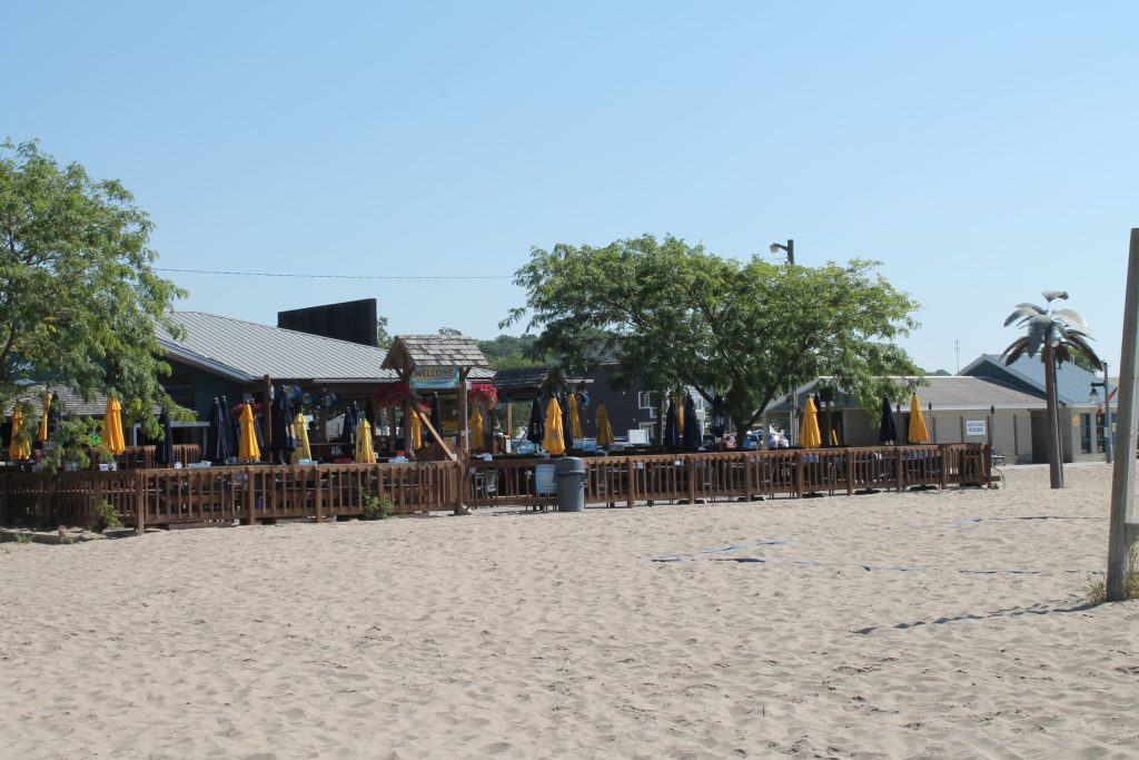 Port Stanley Beach, Southwestern Ontario