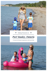 Family Travel- best family beach in Canada