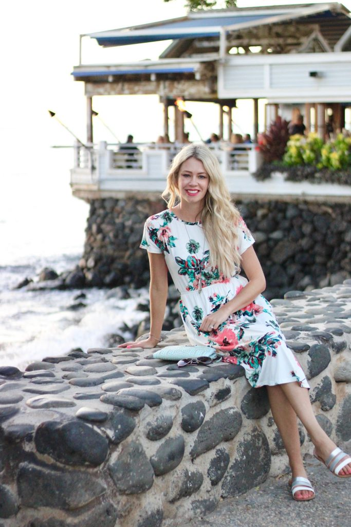 Old Lahaina, Maui photo - vacation outfit ideas - Mint Julep Boutique