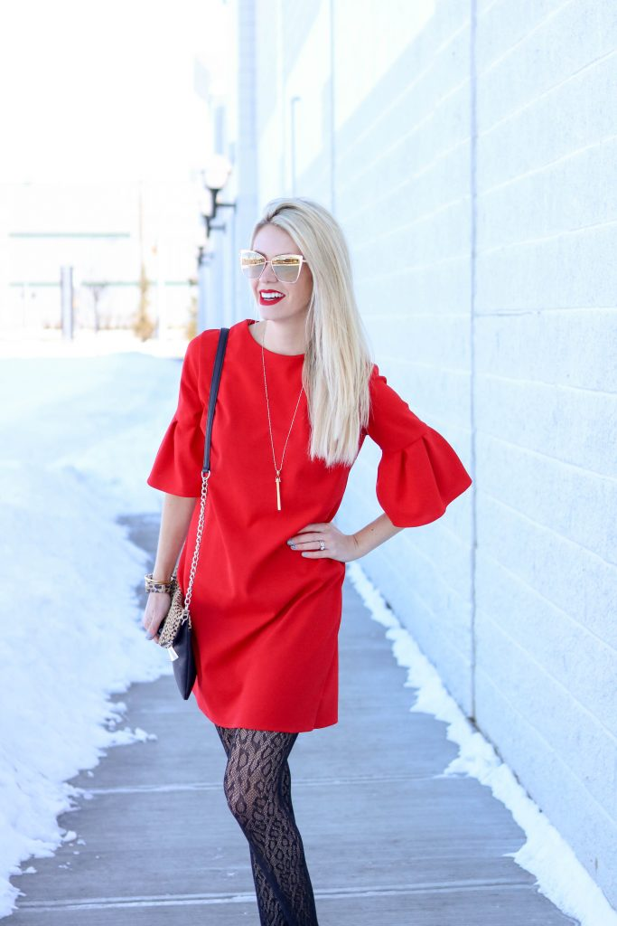How to Rock RED! Outfit of the day ideas, outfit ideas, Canadian fashion, Spring Trends