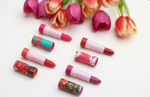 Must-have lipstick colors for spring and summer! New line of #Lipstories Lipstick from Sephora