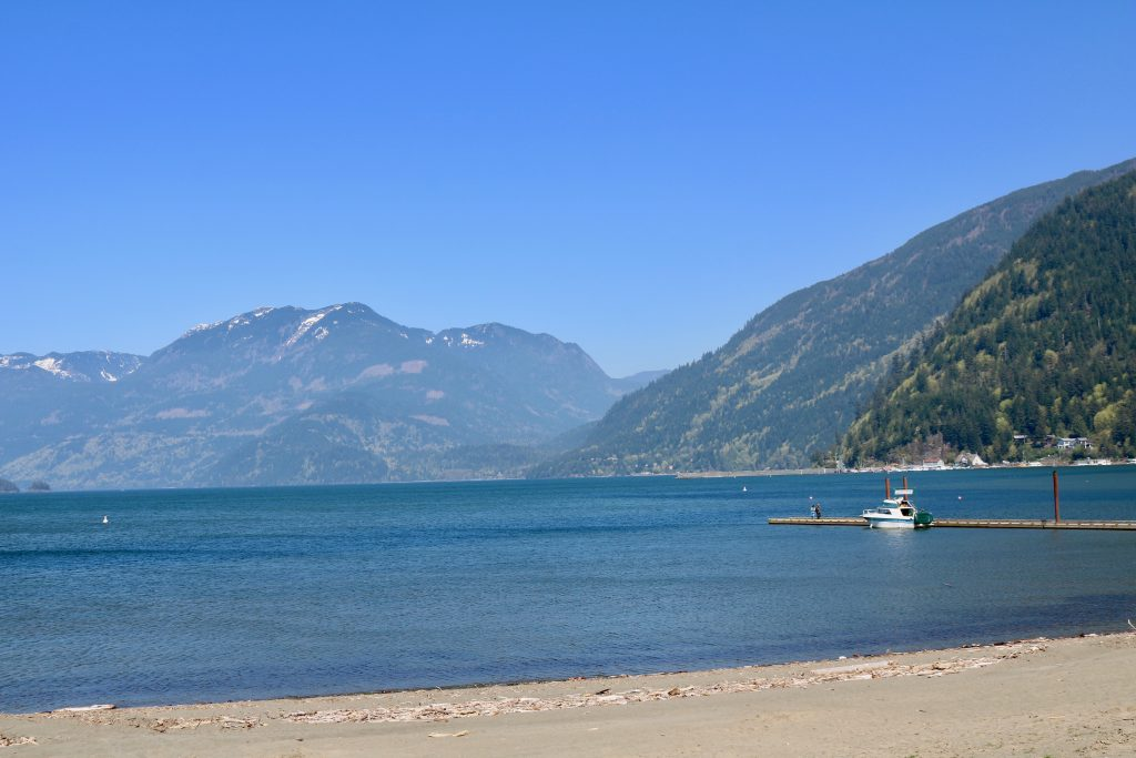 The Beach - Travel to Harrison, British Columbia