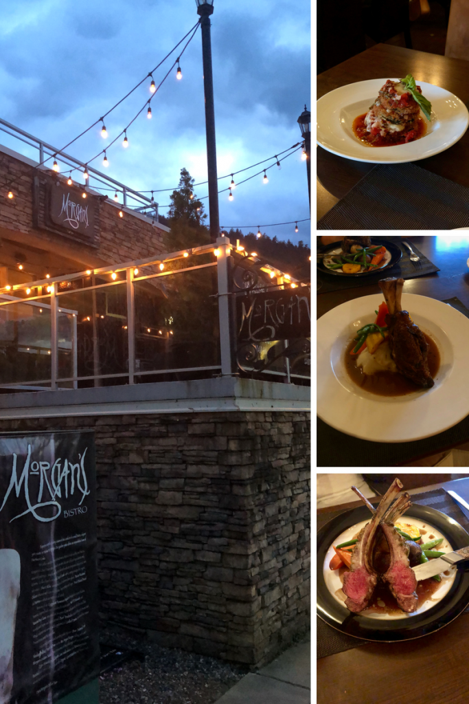 Morgan's Restaurant - Harrison, British Columbia